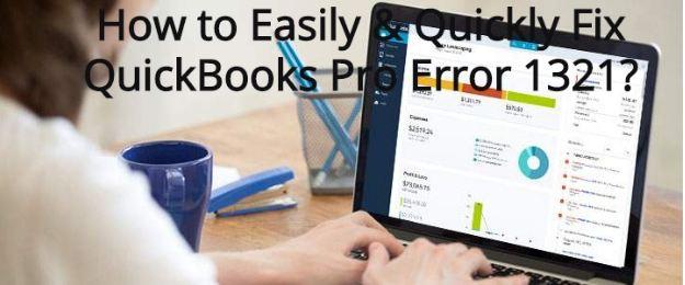 quickbooks pro error 1321