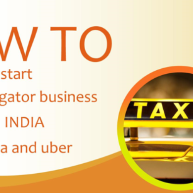 Taxi Aggregator Business