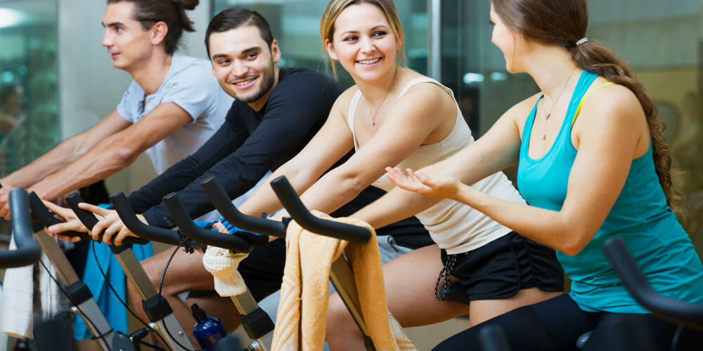 The benefits of using a bike workout app