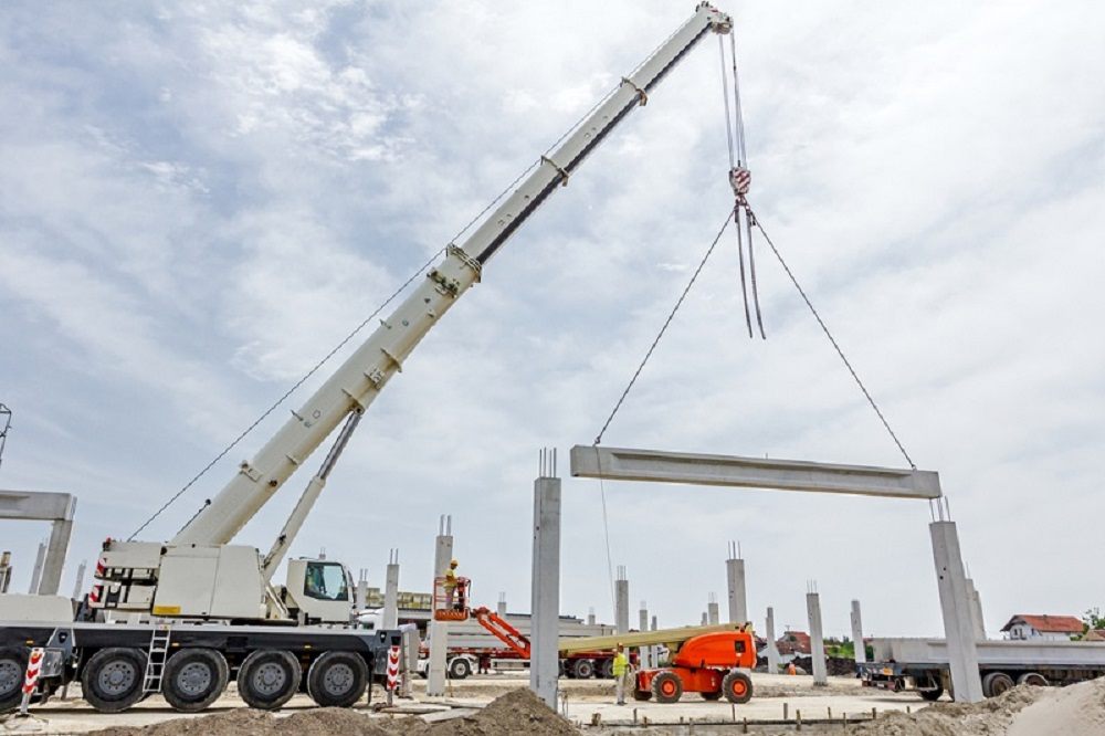 steel erection contractors