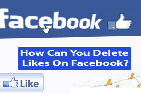 Delete Likes On Facebook