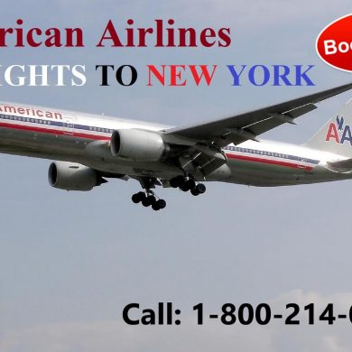 American Airlines Flights