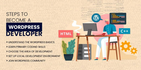 How To Become A WordPress Developer From Scratch