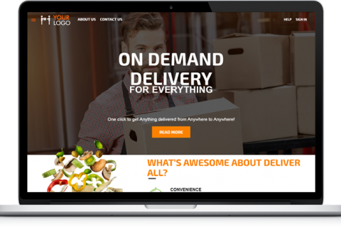 on demand delivery industry