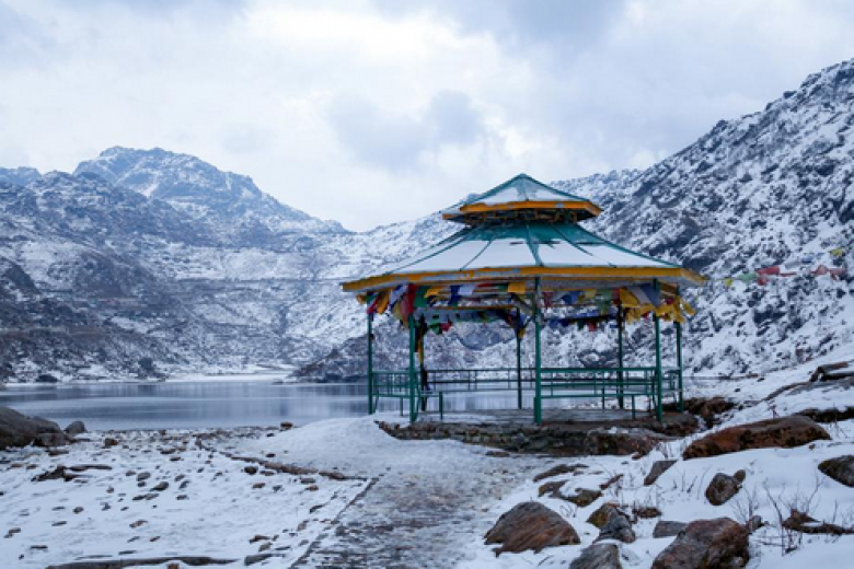 sikkim during winters