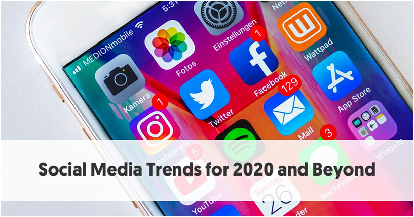 5 Marketing Trends for Social Media in 2020