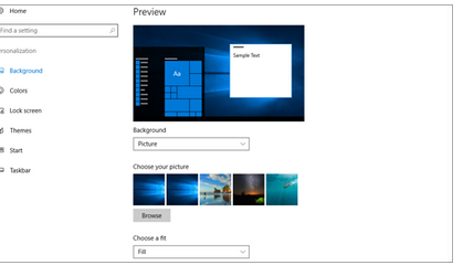How to Choose the Best Free Themes for Windows 10
