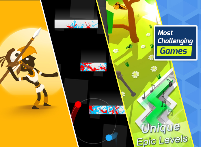 Download Most Challenging Games For Android| Innovana Games