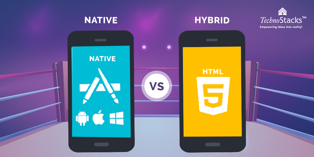 Native App Development vs Hybrid App Development