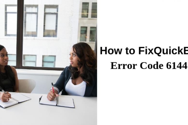 fix quickbooks error code 6144