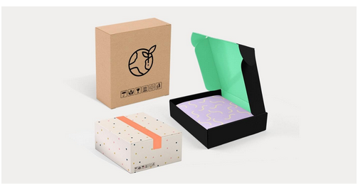Benefits of Using Printed Custom Boxes