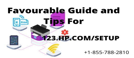 How to Setup HP Printer Manually With the assistance of 123.HP.com Setup