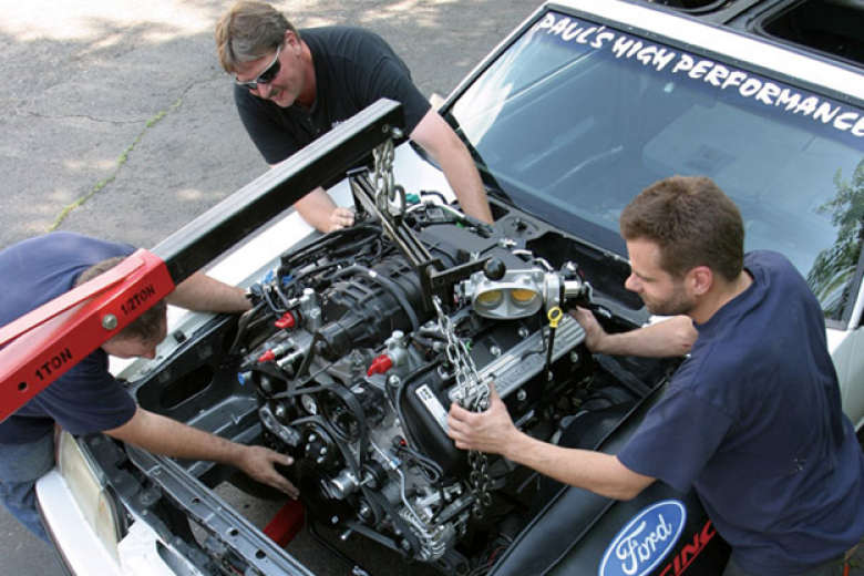 Engine Replacement