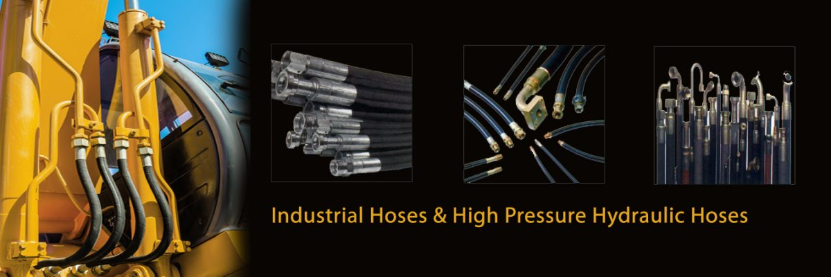 The Role of Hoses and Hydraulics in Industrial Sectors