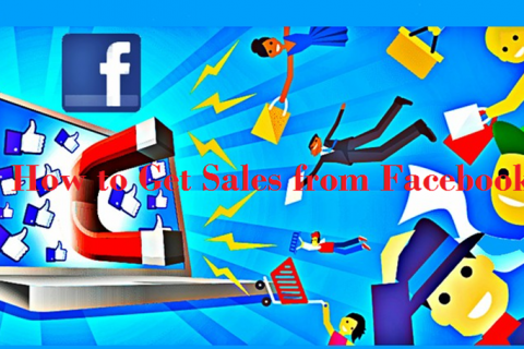 sales from facebook