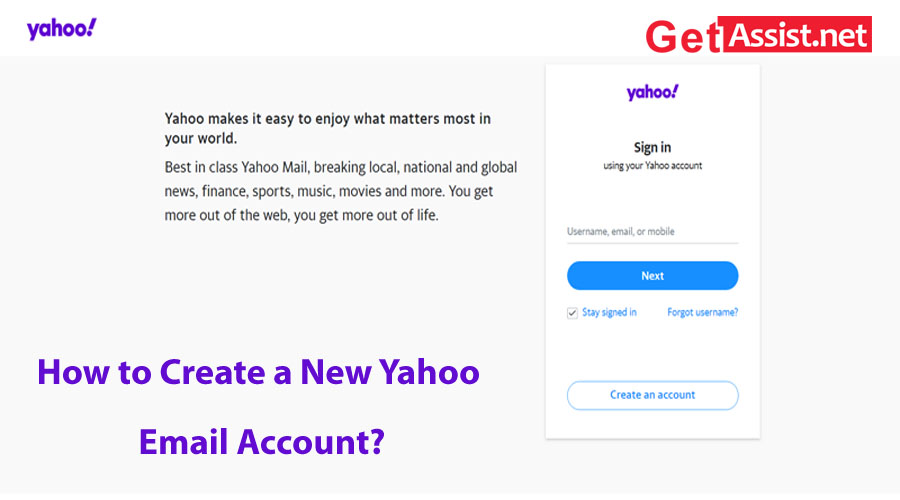 What are the Ways to Create a New Yahoo Email Account?