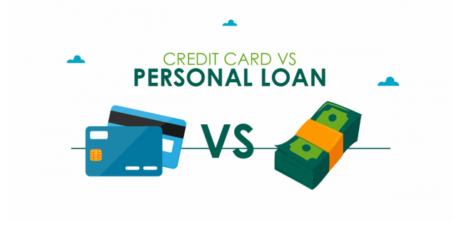 Credit Card Loans vs. Personal Loans: Taking the Right Decision?