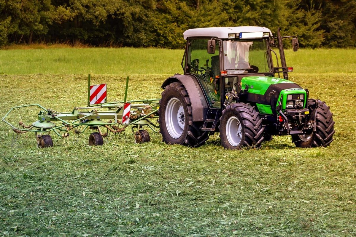 Striving Towards Making the Agricultural Operations Automated in Nature with Uber for Farm Equipment