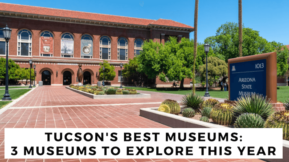 Tucson's Best Museums [3 Museums to Explore This Year]