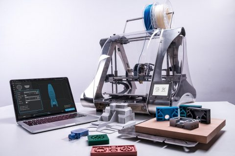 3d printing in health industry