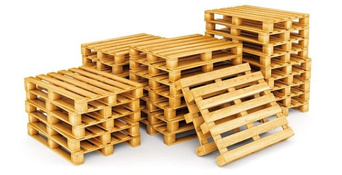 Export High Quality Pallets to Commercial Places to Smooth the Entire Process of Business
