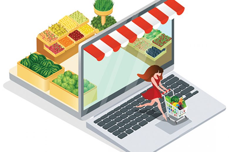 best online grocery delivery script