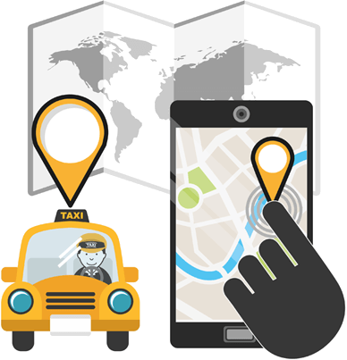 Gett Taxi App Building Strategies to Boost Revenues for Your New Ridesharing Startup