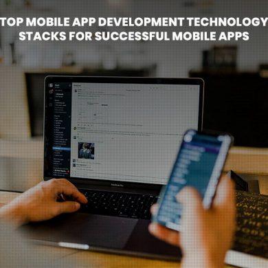 technology stack for app development