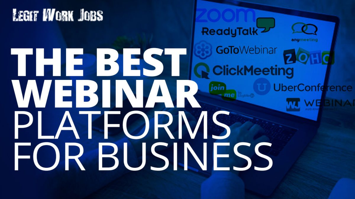 The A-Z Guide to Running Live Webinars