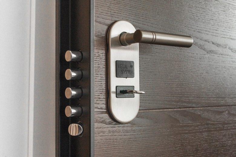 best security door