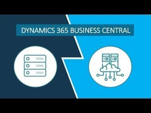 Upgrade to Dynamics 365 Business Central On-Premise
