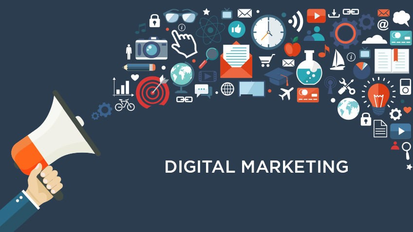 5 Types of Digital Marketing you Should Know