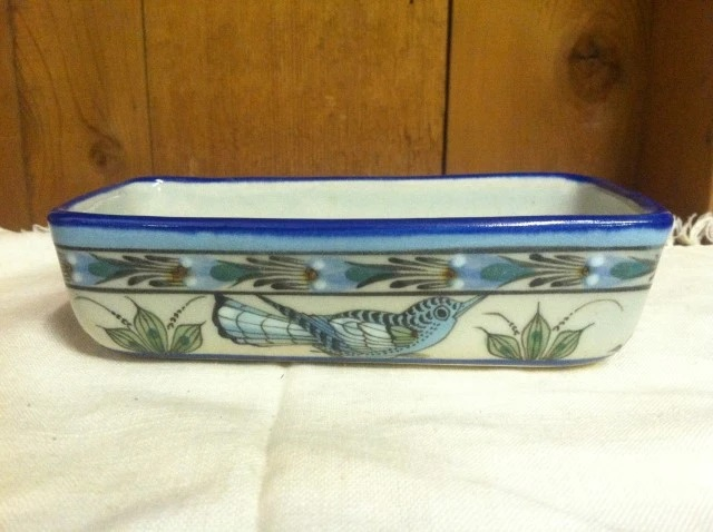 Taking Care of Hand-Painted Mexican Stoneware Dishes