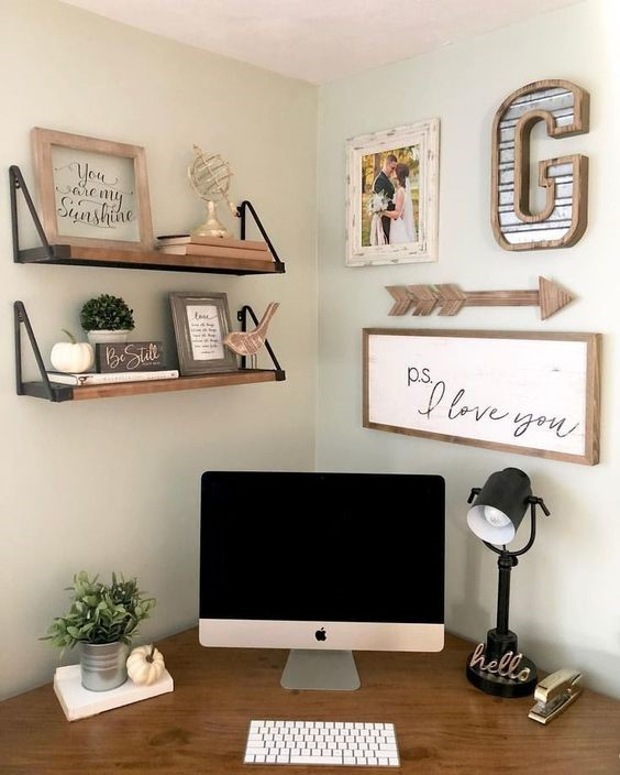 Turn your small space into high performing Home office