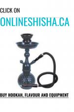 buy online shisha canada