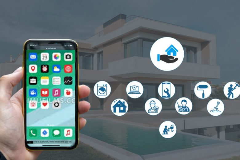 on demand home service app