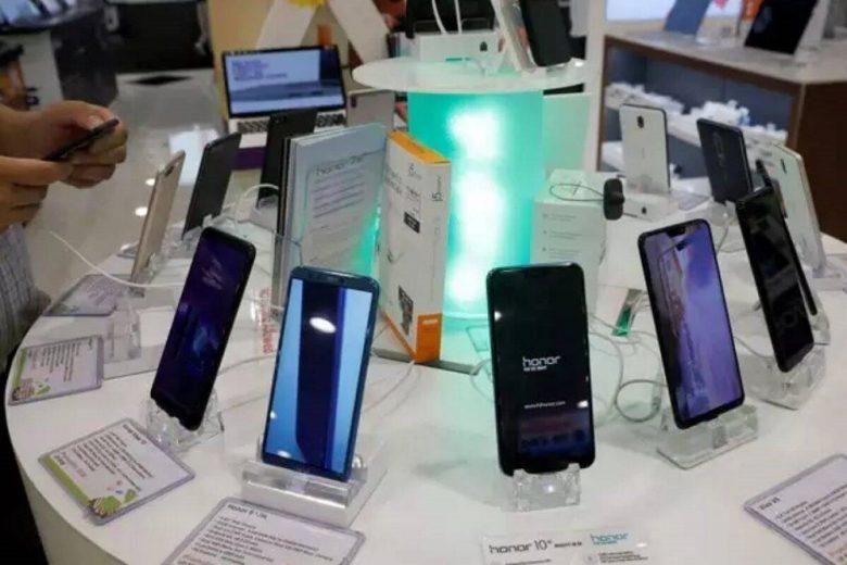 smartphones online sales