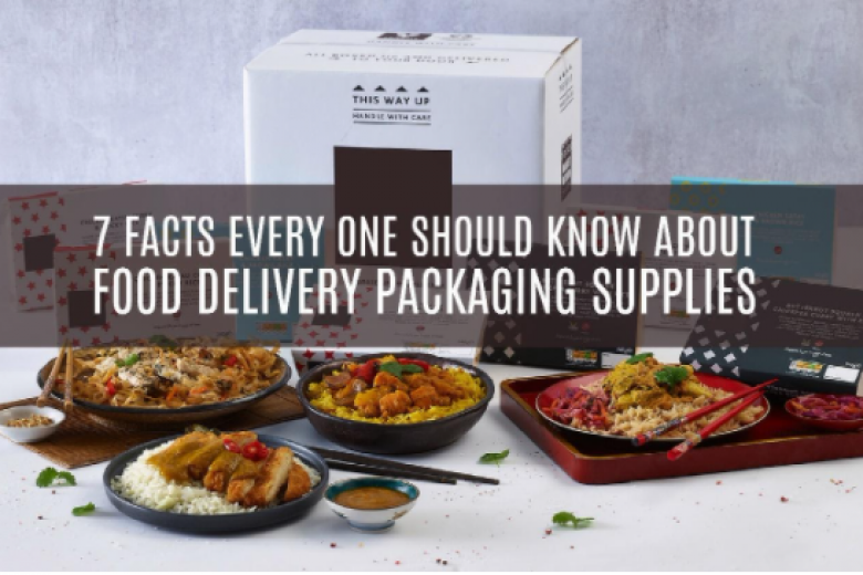 Food Delivery Packaging