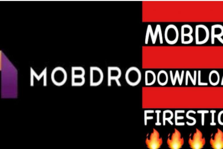 MOBDRO ON FIRESTICK